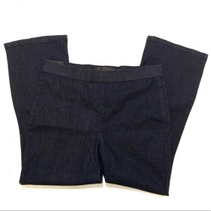 Tinsel•crop strait leg jeans 30